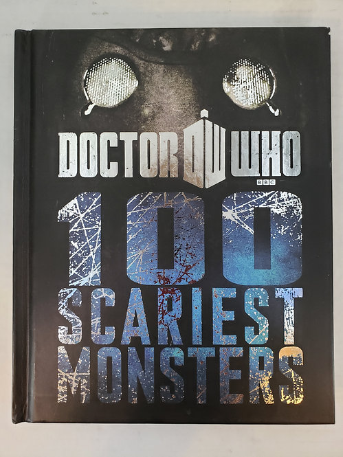 Doctor Who: 100 Scariest Monsters by BBC