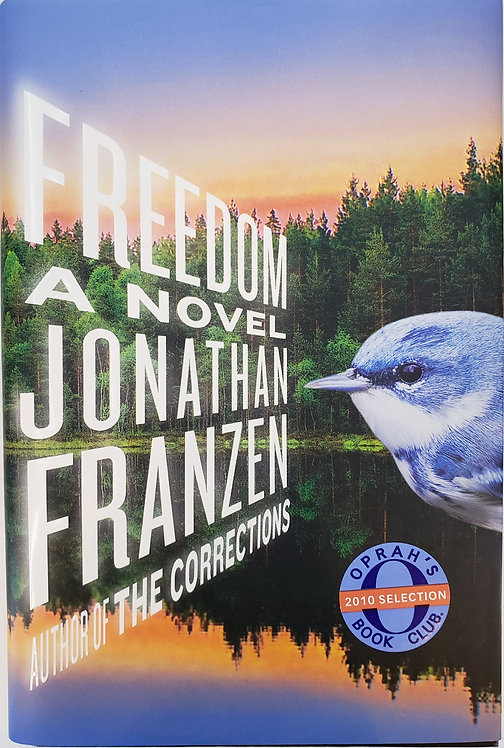 FREEDOM, a novel by Jonathan Franzen