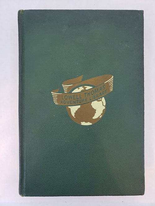 The Wreck Of The Dumaru, A Story of Cannibalism In An Open Boat by Lowell Thomas