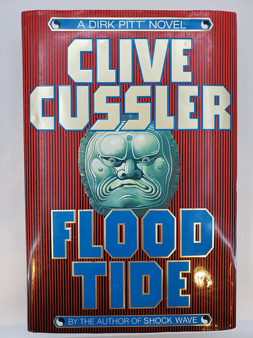 Flood Tide, a novel by Clive Cussler
