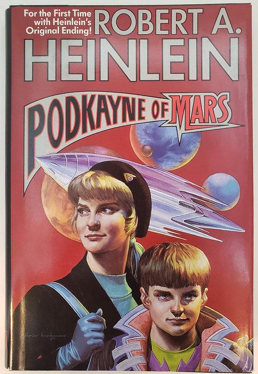 Podkayne of Mars by Robert A. Heinlein