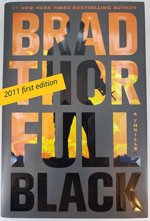Full Black, a thriller by Brad Thor