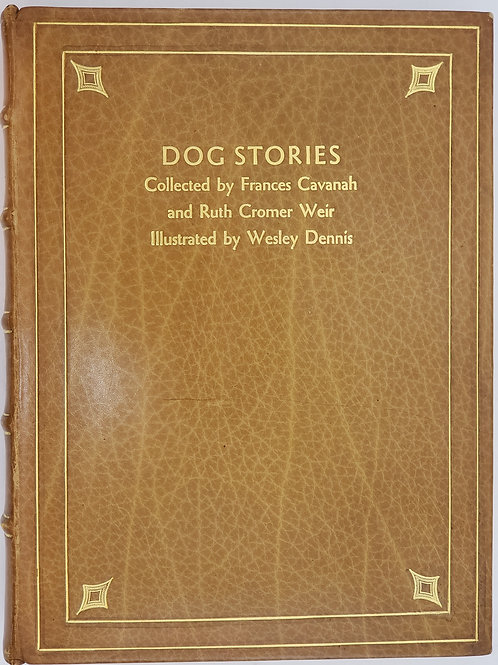 A TREASURY OF DOG STORIES collected by Frances Cavanah and Ruth Cromer Weir