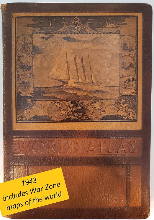 Rand McNally World Atlas, Readers Edition