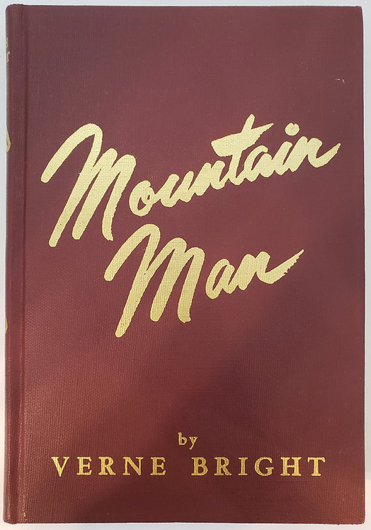 Mountain Man by Verne Bright