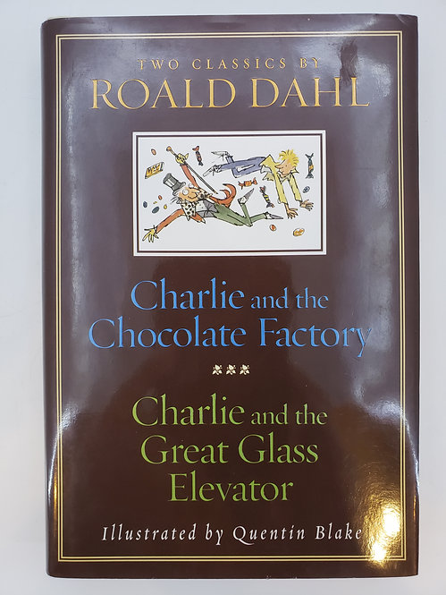 Charlie and the Chocolate Factory - Charlie and the Great Glass Elevator