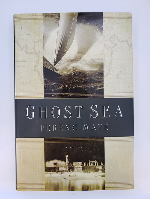 Ghost Sea by Ferenc Mate