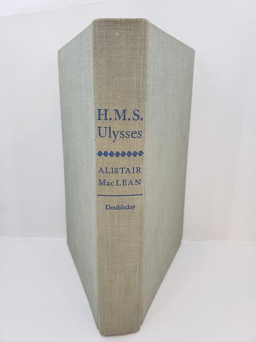 H.M.S. Ulysses by Alistair MacLean