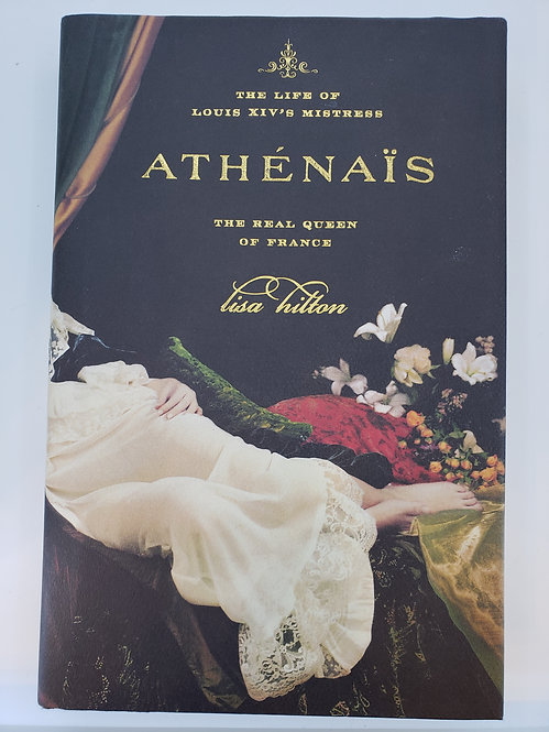 Athenais, The Real Queen of France, by Lisa Hilton