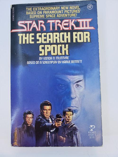 Star Trek III, The Search For Spock by Vonda N. McIntyre