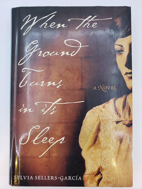 When The Ground Turns in Its Sleep by Sylvia Sellers-Garcia