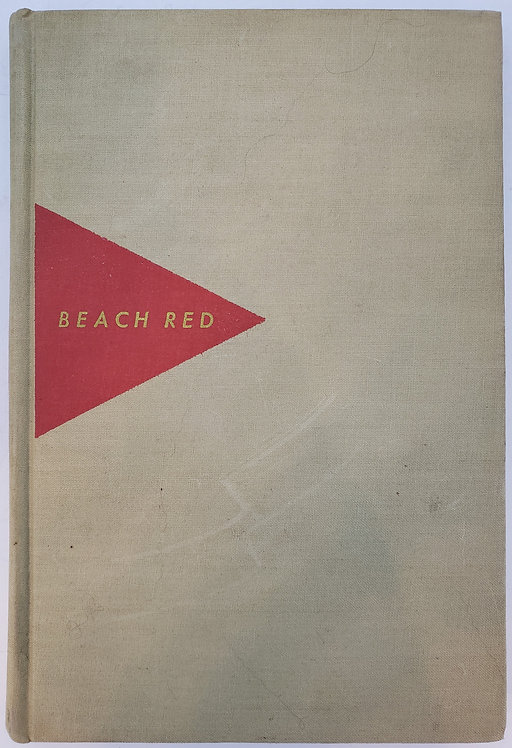 BEACH RED by Peter Bowman