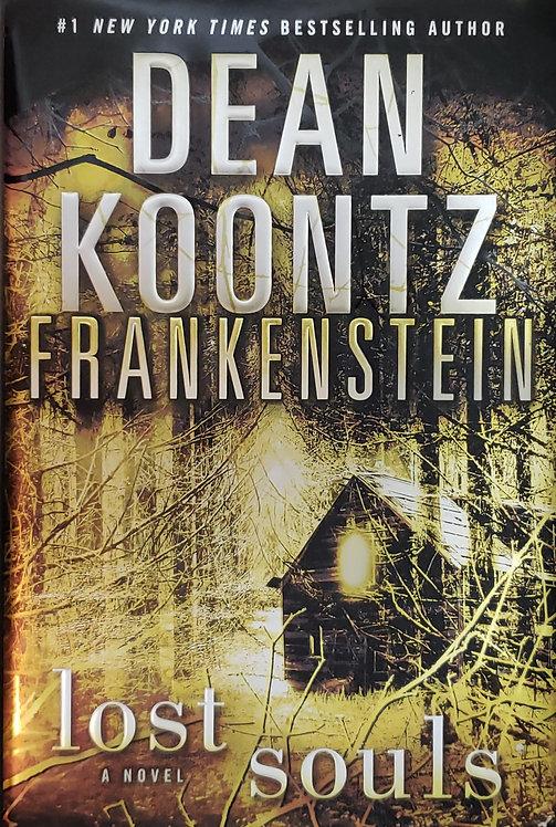Frankenstein: lost souls - a novel by Dean Koontz