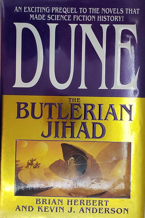 DUNE: THE BUTLERIAN JIHAD by Brian Herbert
