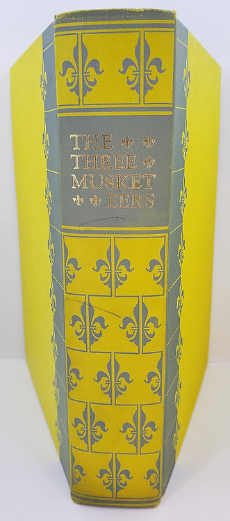 The Three Musketeers by Alexandre Dumas Fils