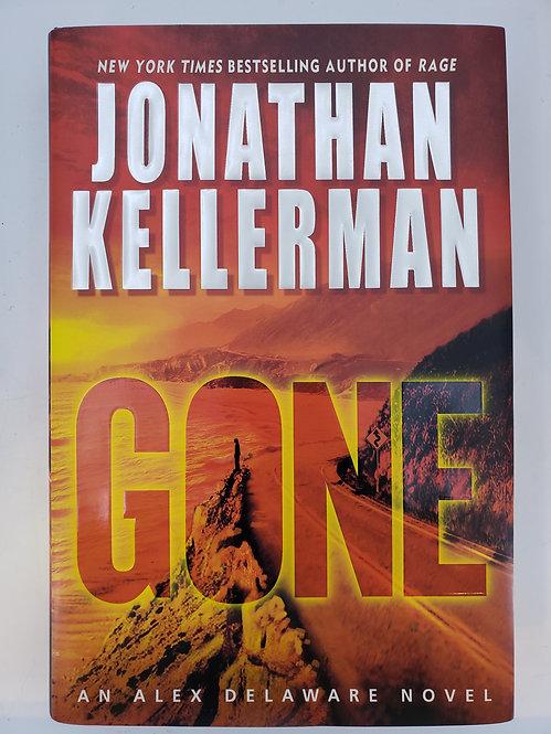 Gone, An Alex Delaware Novel by Jonathan Kellerman