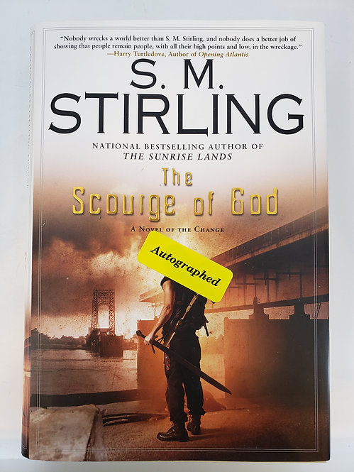 The Scourge of God, a Novel of the Change by S.M. Stirling