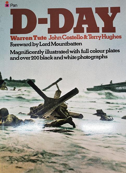 D-Day by Warren Tute, John Costello & Terry Hughes