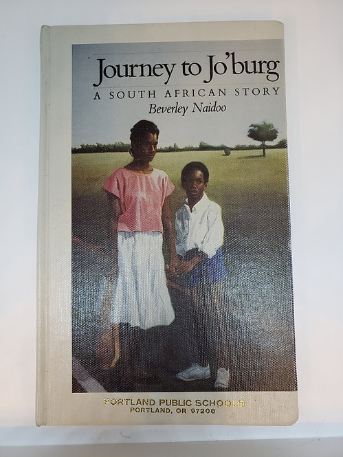 Journey to Jo'burg by Beverley Naidoo