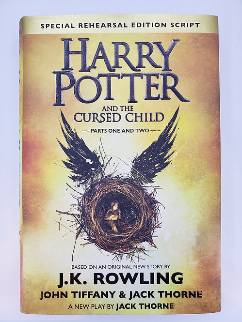 Harry Potter and the Cursed Child: Parts One and Two by J.K. Rowling et.al.