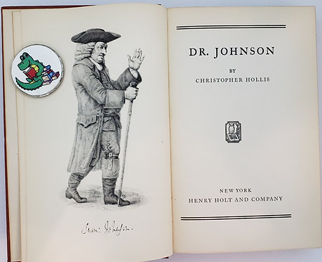 Dr. Johnson by Christopher Hollis