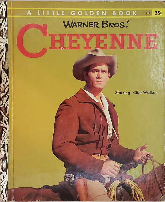 Cheyenne The Famous Scout by Charles Spain Verral
