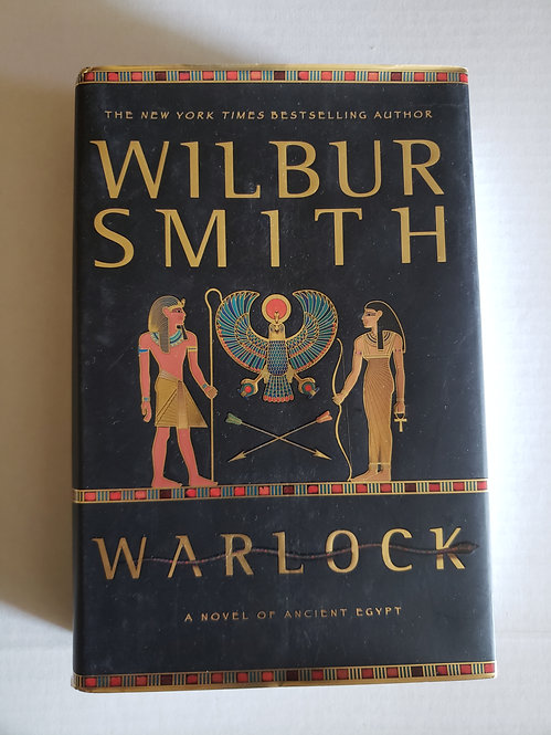 Warlock, A Novel of Ancient Egypt