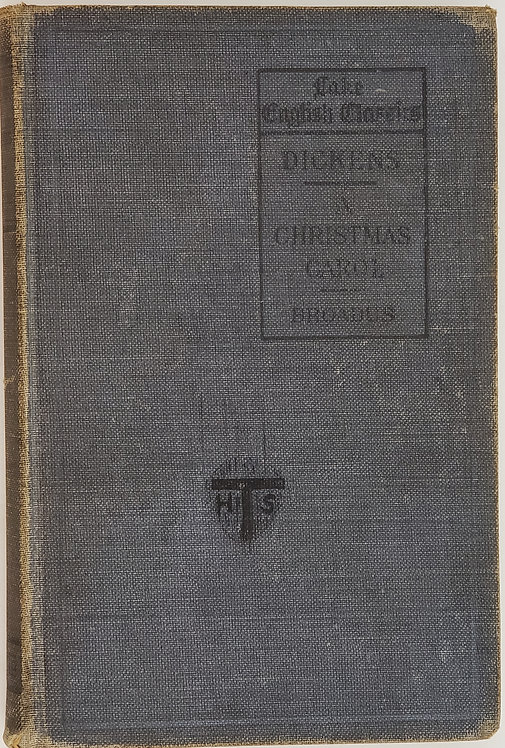 A CHRISTMAS CAROL [and other stories] by Charles Dickens