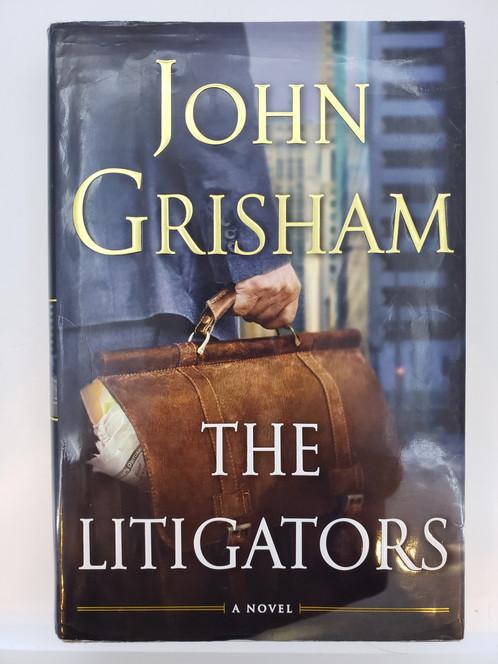 John Grisham The Litigators Ebook