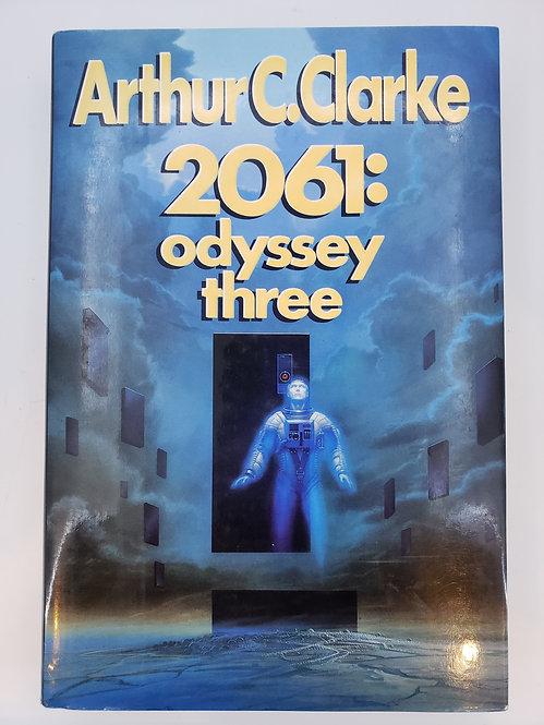 2061 Odyssey Three by Arthur C. Clarke