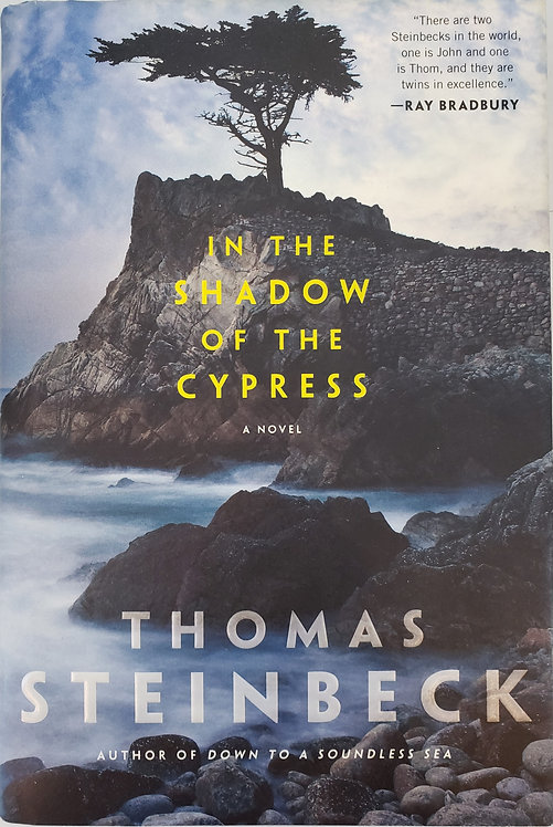 In The Shadow Of The Cypress by Thomas Steinbeck