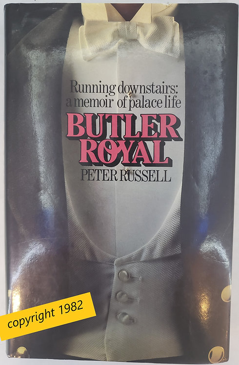 Butler Royal by Peter Russell