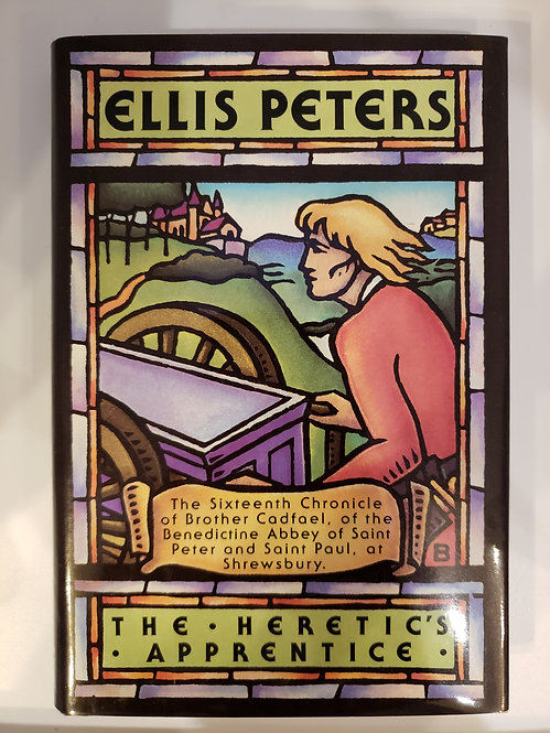 The Heretic's Apprentice by Ellis Peters