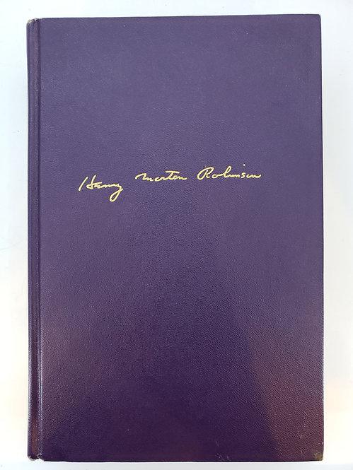 The Cardinal by Henry Morton Robinson