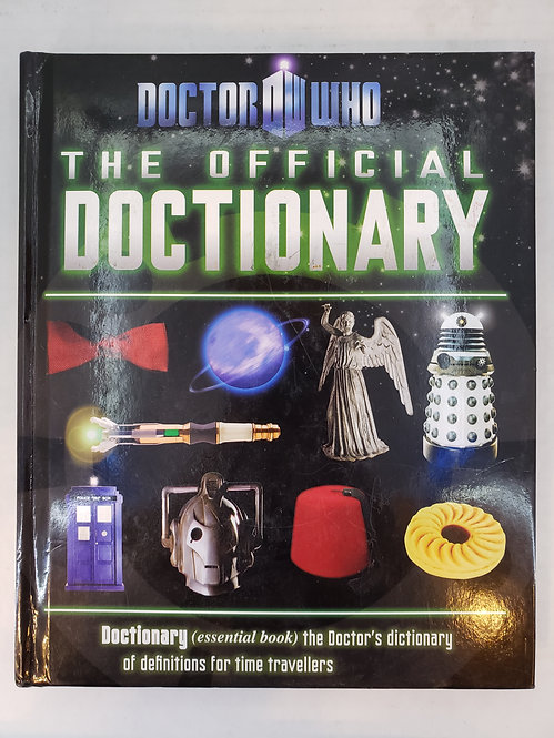Doctor Who: The Official Doctionary