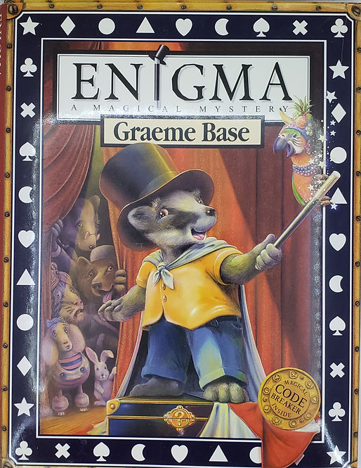 ENIGMA, A MAGICAL MYSTERY by Graeme Base