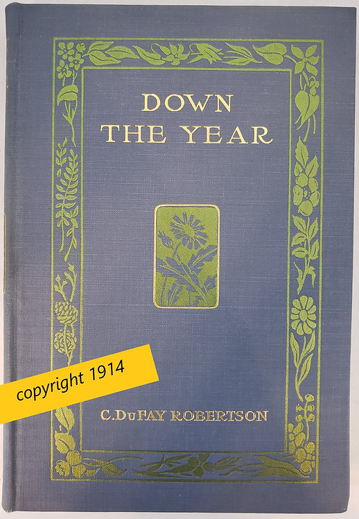 Down The Year by C. DuFay Robertson