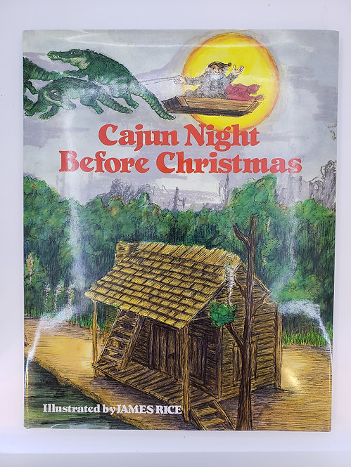 Cajun Night Before Christmas by Trosclair