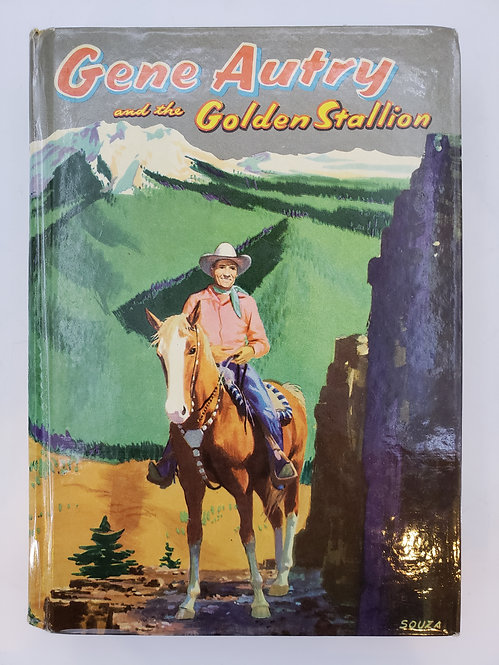 Gene Autry and The Golden Stallion