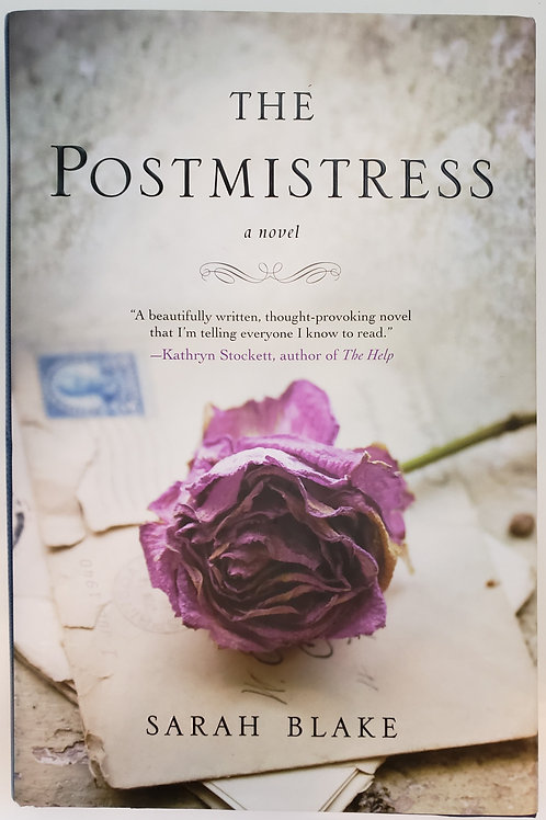 The Postmistress, a novel by Sarah Blake