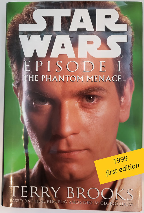 Star Wars Episode I, The Phantom Menace by Terry Brooks