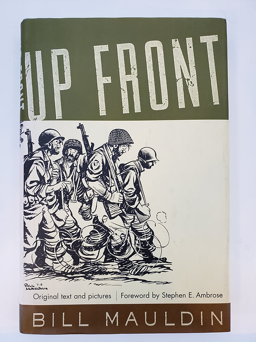 Up Front by Bill Mauldin