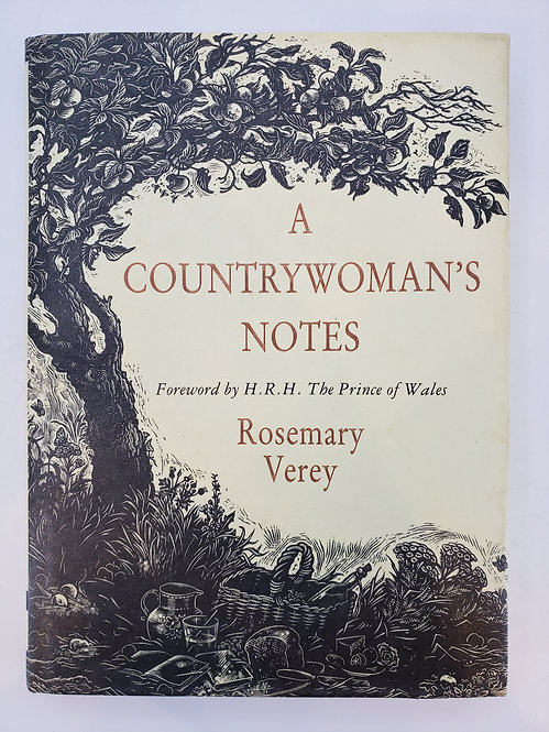 A Countrywoman's Notes by Rosemary Verey