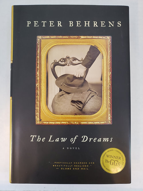 The Law of Dreams, a novel by Peter Behrens