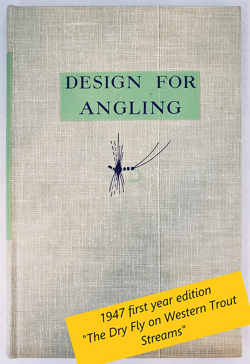 Design For Angling by Alexander MacDonald