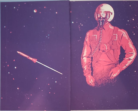 MIKE MARS IN ORBIT by Donald A. Wollheim