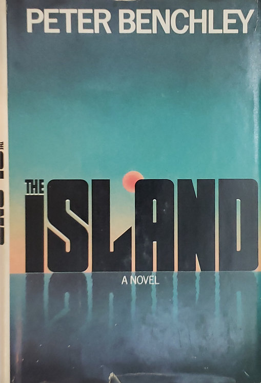 The Island, a novel by Peter Benchley