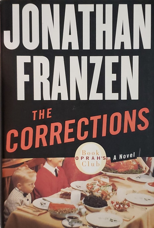 The Corrections, a novel by Jonathan Franzen