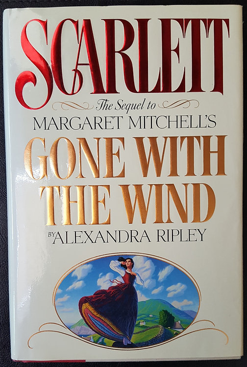 Scarlett,The Sequel to Gone With the Wind