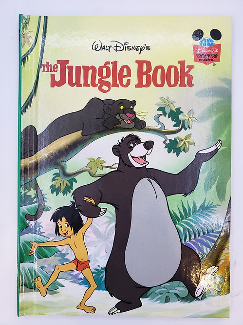 The Jungle Book by Walt Disney